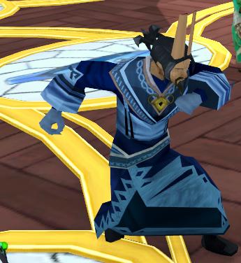 Apprently 120 slayer gives you horns Navi